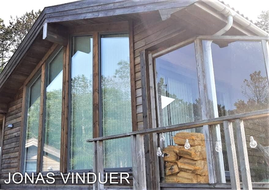 Fixed Pvc Trapezium Window Jonas Vinduer