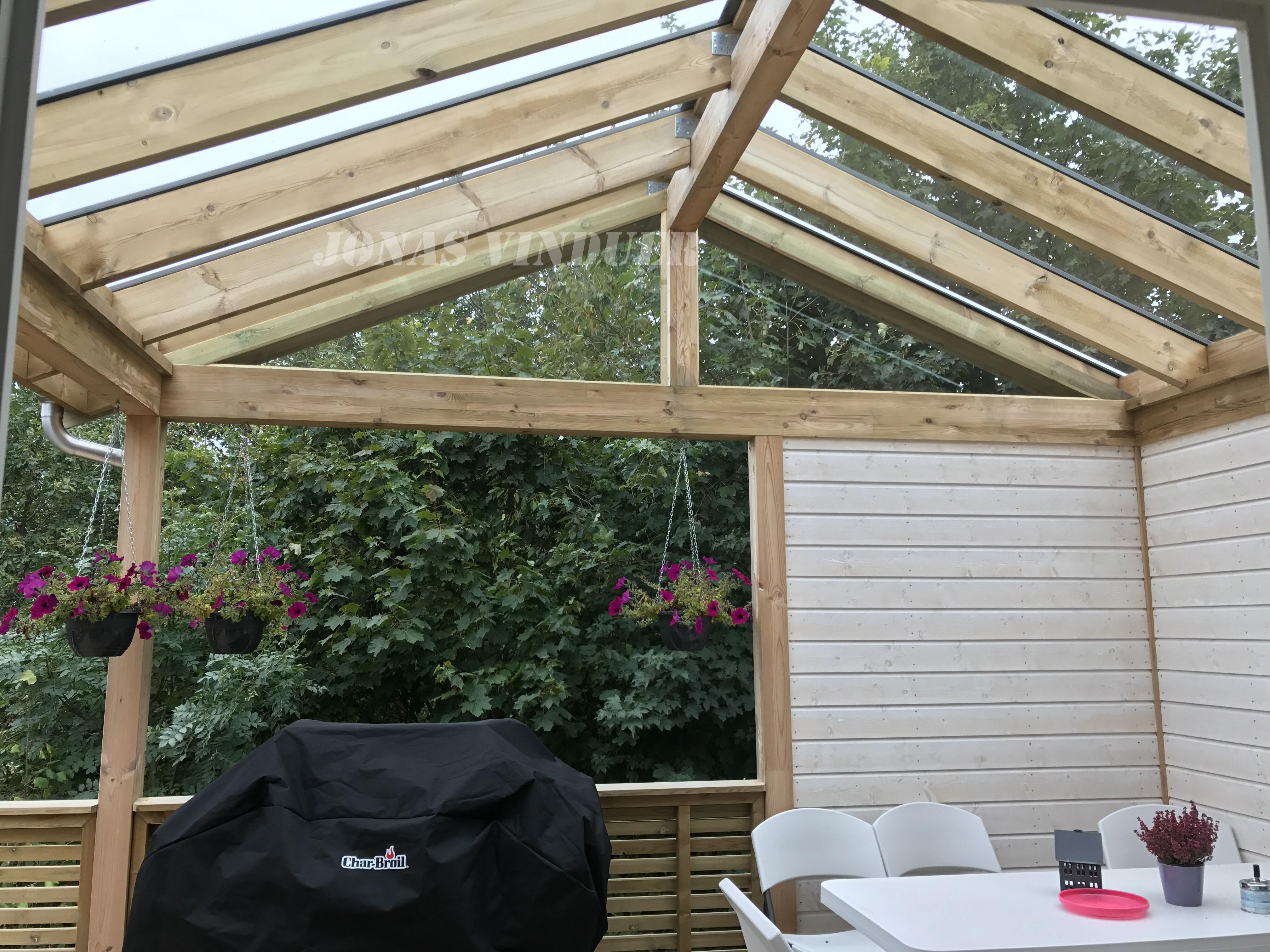 Glass Roof Jonas Vinduer