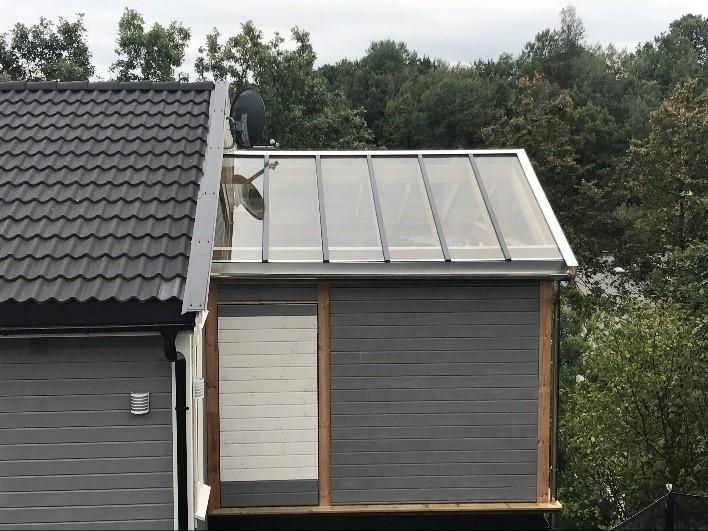 Glass roof | Jonas Vinduer