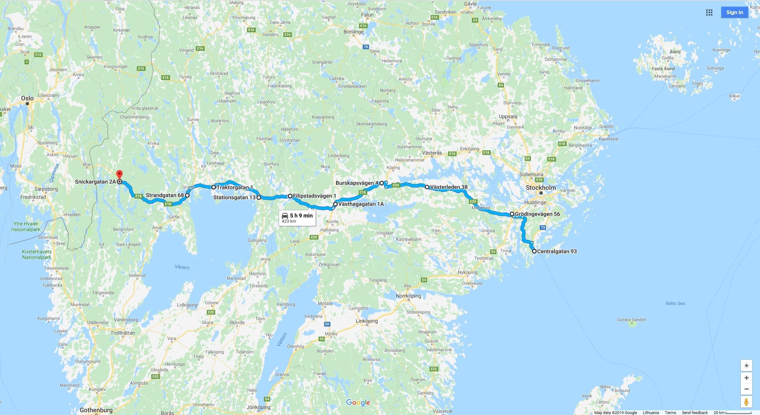 Karta Sverige Gratis.Betalning Och Leverans Jonas Vinduer